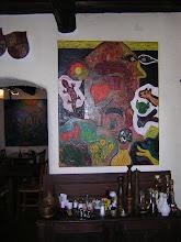 Tecett von Claudio Baccala Tessiner Kunstmaler