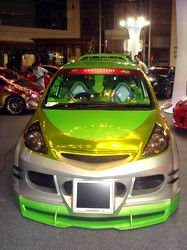 modifikasi honda jazz contest 2010