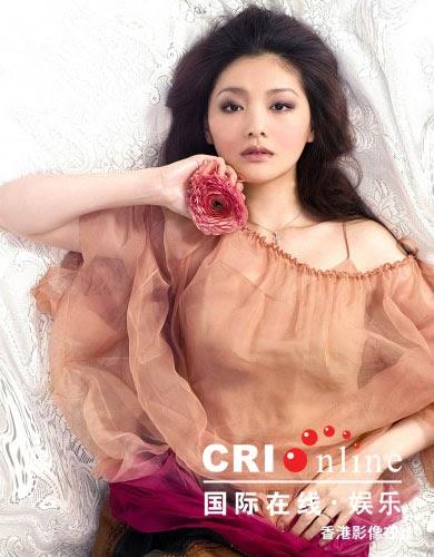Taiwan host and actress Barbie Xu (Xu Xiyuan) has released