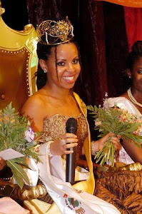 Miss Afro Hungary 2007
