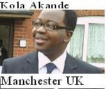 Laugh it off with Kola Akande