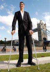 World&#39;s Tallest Man