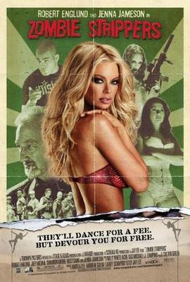Filme Poster As Strippers Zumbi DVDRip RMVB Dublado