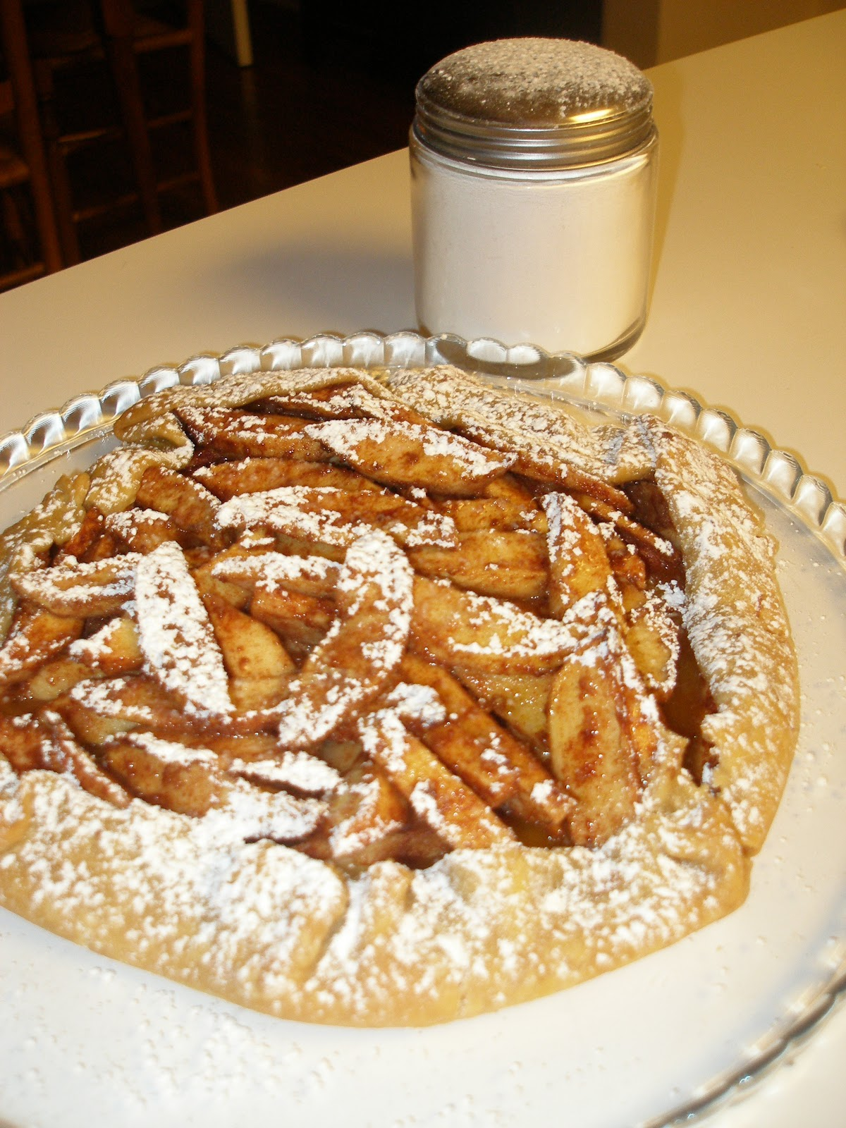 ... free form apple galette recipe this one uses refrigerated pie crust