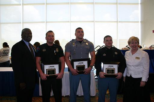 ... AT&T and MADD Sponsor, Deputy Justin Branning, Harrison County Sheriff's ...