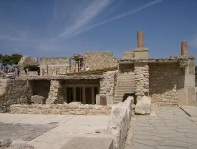 Todo arte arquitectura cretense s xvii xv a cto for Arquitectura mozarabe
