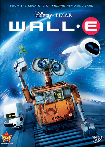 affiche film WALLÂ•E