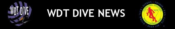 WDT dive news