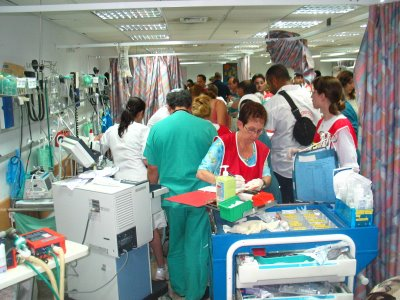 EverythingHealth: Surprises About Emergency Room Use