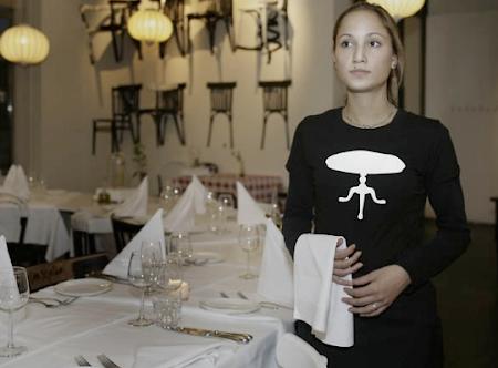 Project met de restaurant De Witte Tafel