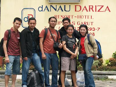 Welcome to Danau Dariza