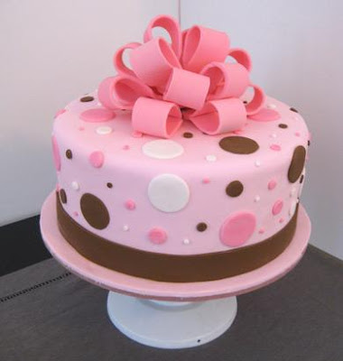 Fondant Cake Decorating Birthday : Detalles de la cocina D?Gabby...: Pastel decorado con fondant