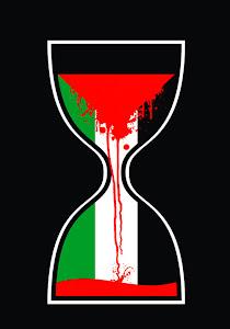 il sangue dei palestinesi