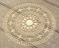 12 August Wayland Smithy crop circle