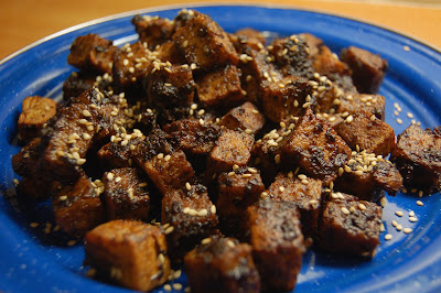 The Spice Island: Incredible Jerk Tofu
