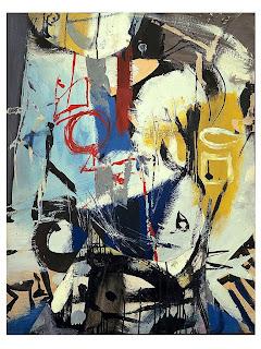 Franz Kline, Untitled, 1948