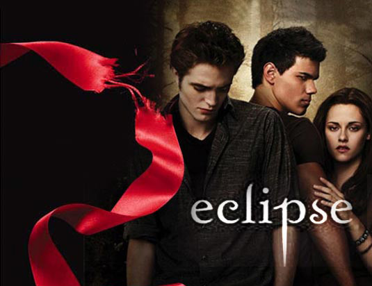 After the sequel of Twilight, which is New Moon, along comes Eclipse that is