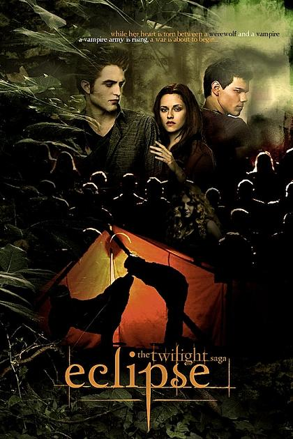 Just after the sequel of Twilight, which is New Moon, along comes Eclipse