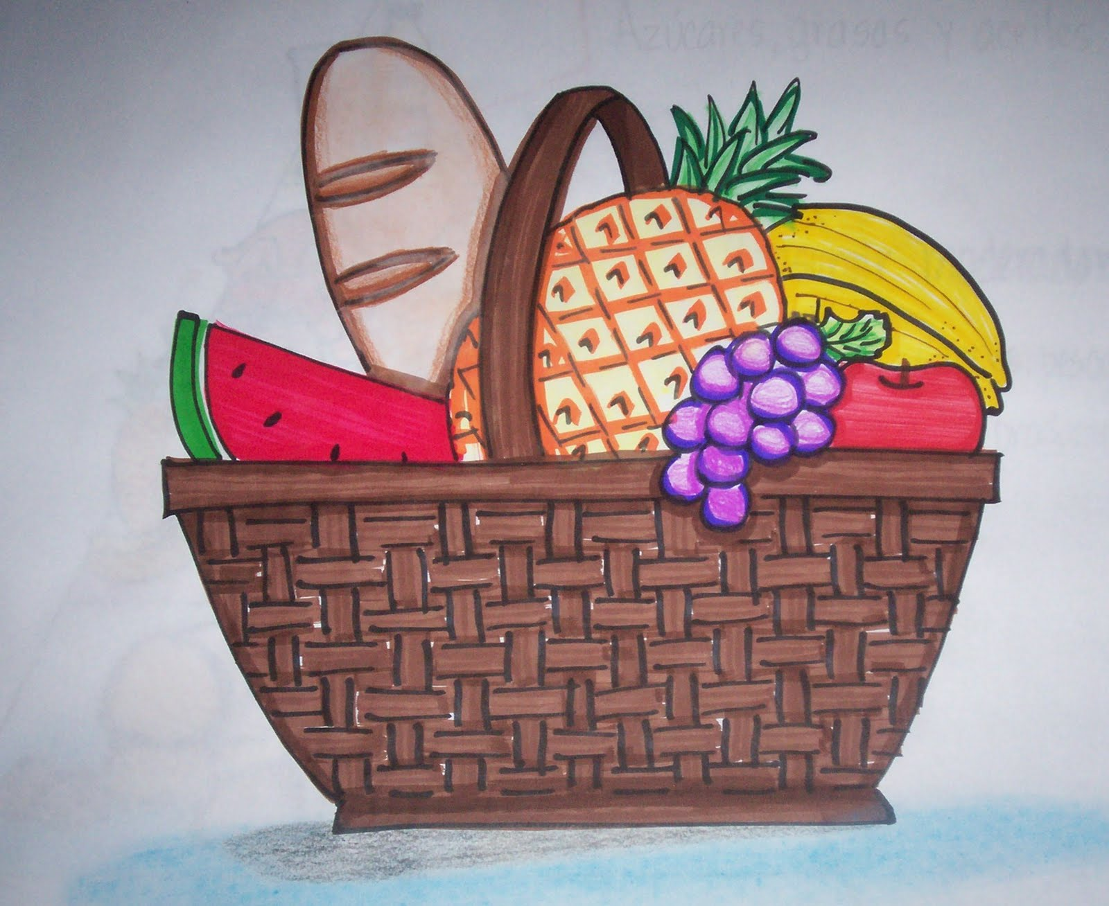 Ma  Ana Se Celebra El Dia De La Alimentacion En Mi Pais Por Lo Que Les