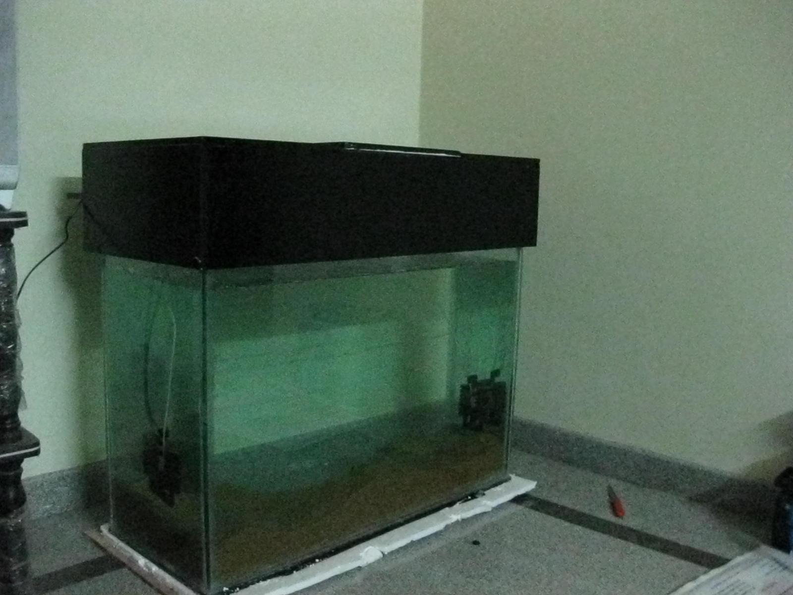 Make My Aquarium: Do it yourself Aquarium hood