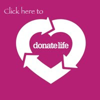 BE A HERO~DONATE LIFE
