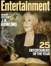 Nov. 30, 2007 Cover of EW Magazine
