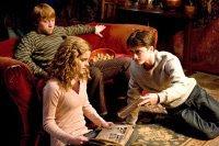 Emma Watson, Rupert Grint, and Daniel Radcliffe