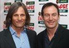 from left: Viggo Mortensen and Jason Isaacs