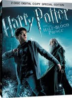 HBP DVD Cover Art