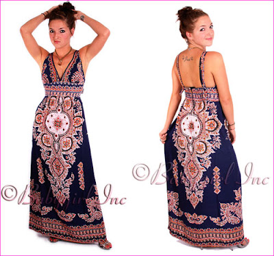 maxi dress clearance 70s - I love Maxi dress