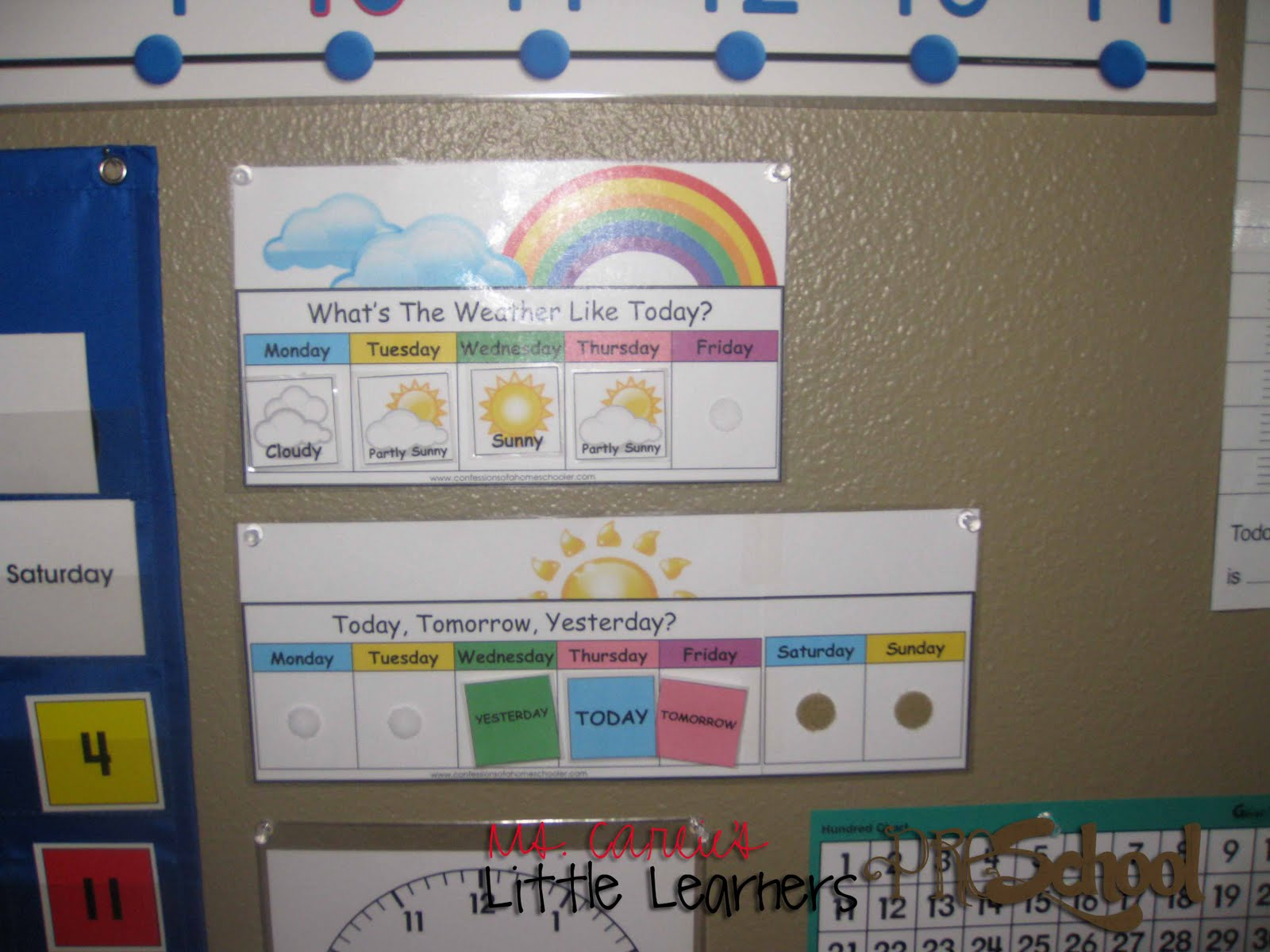 Ms. Carlie's Little Learners Preschool: {september: week two}