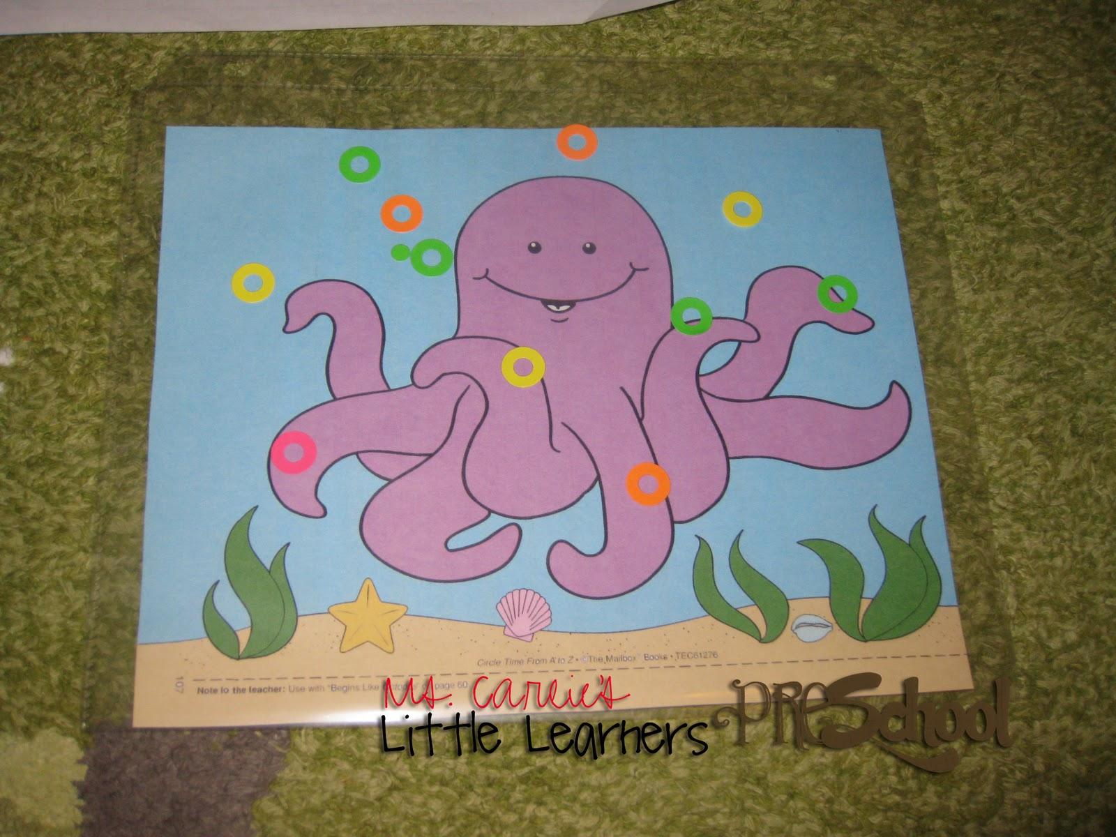 Ms. Carlie\'s Little Learners Preschool: {january: week two}