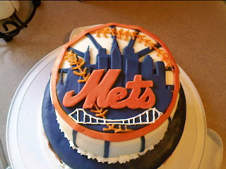 Lick Your Lips Cakes: Mets Cake
