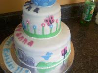 Lick Your Lips Cakes: Wow Wow Wubbzy Cake