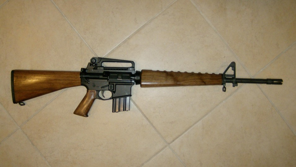 Is it Asking For Trouble to Buy an AR-15 Nowadays? [Archive ...