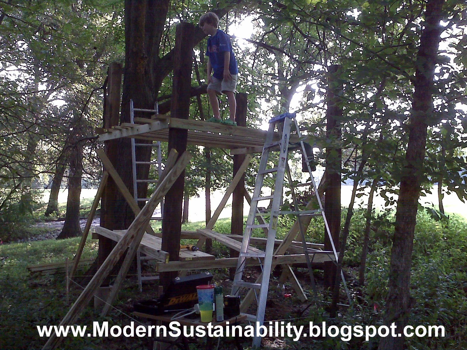 Modern Sustainability...old-fashioned methods: How to build a tree on tree house stained glass, city house deck designs, tree house gazebo, tree house painting, tree house deck railing, tree house interior designs, tree house pergola designs, tree house wood, tree house patios, tree house architecture, tree house home, tree house bedroom designs, tree house landscaping, small house deck designs, tree house roof designs, tree house kitchen, tree house bridges, tree house deck construction, tree house hot tubs, tree house construction materials,
