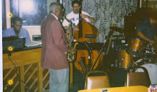 Don Coleman on piano, Archy Mangum Standing Bass?