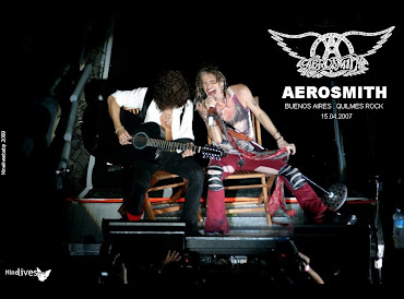 #8 Aerosmith Wallpaper