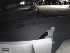 Security Camera Thief