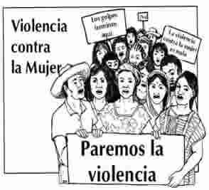 VIOLENCIA FAMILIAR: PROYECTO CASA-REFUGIO