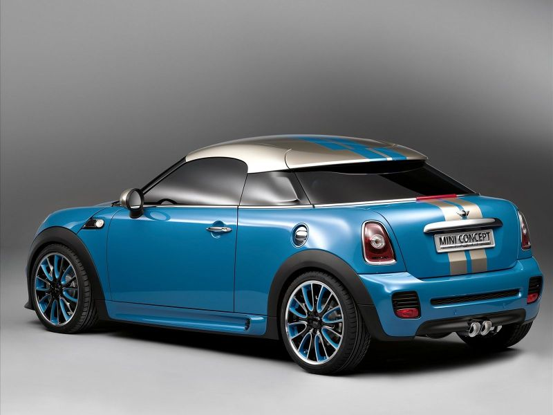 2012 Mini Coupe And Speedster Nationally Syndicated Car Concerns