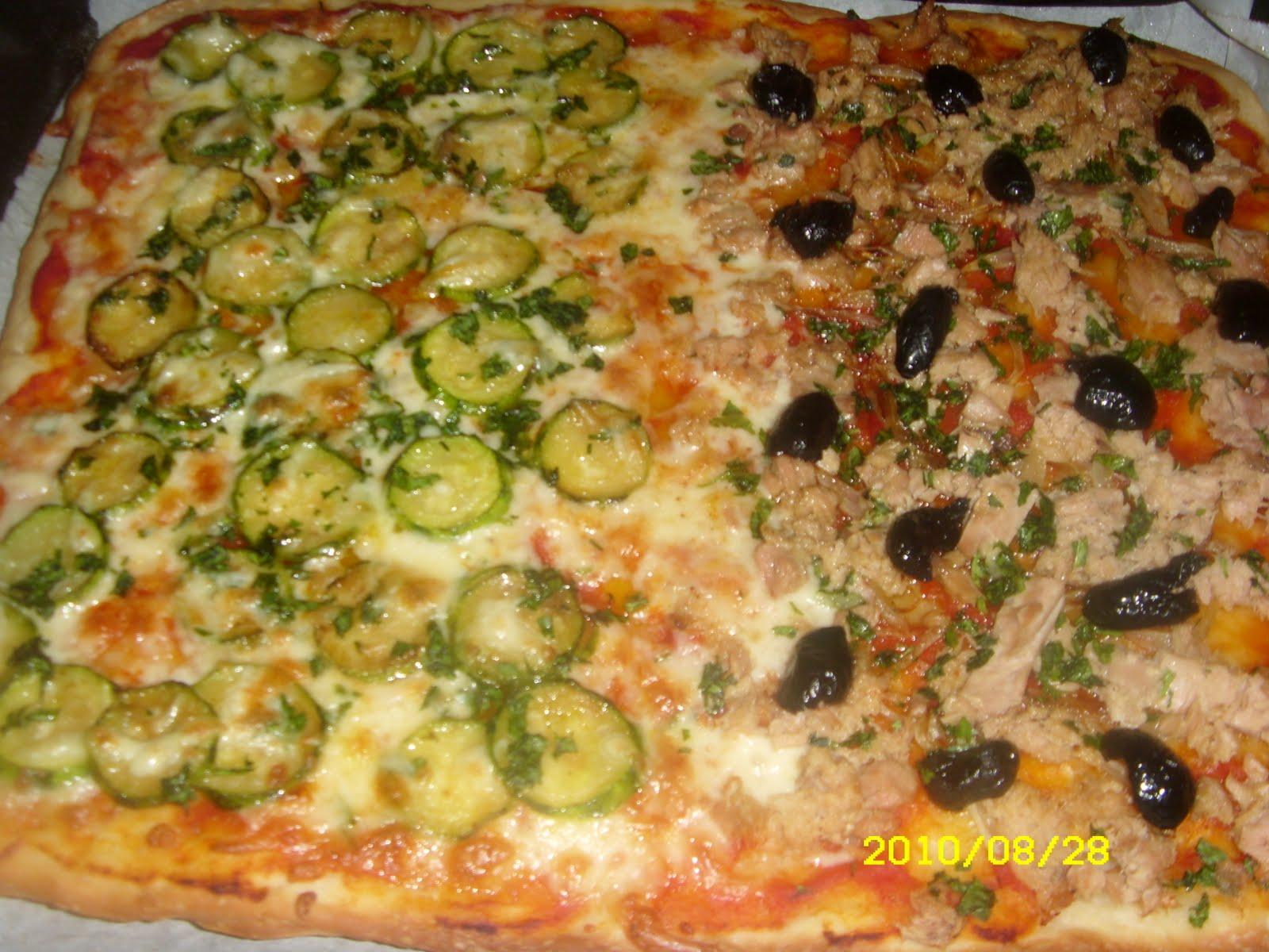 la cuisine marocaine pizza