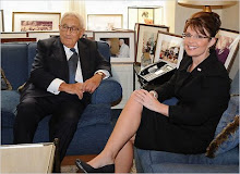 Palin's tete-a-tete with Kissinger