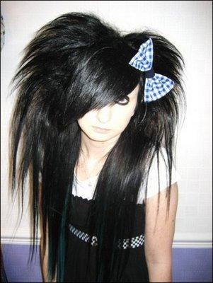 Best Emo Scene Hairstyles