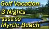 Golf Mrytle Beach
