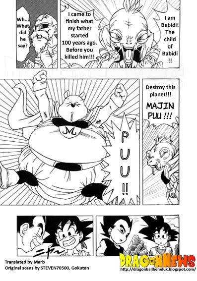 [Fanmade] Morte do Muten Roshi - Dragon Ball AF DBAF05