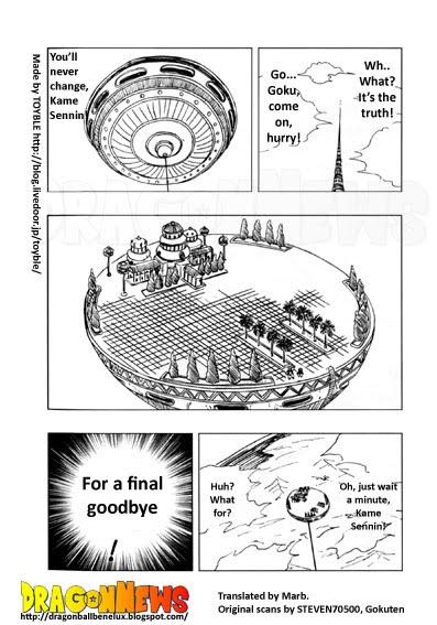 [Fanmade] Morte do Muten Roshi - Dragon Ball AF DBAF20