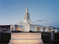 Columbia River WA Temple