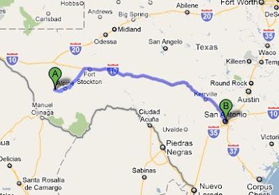 San Antonio Jeep >> Headin' through Texas… | The Pixel Diaries
