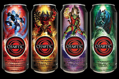 Chaotic cans